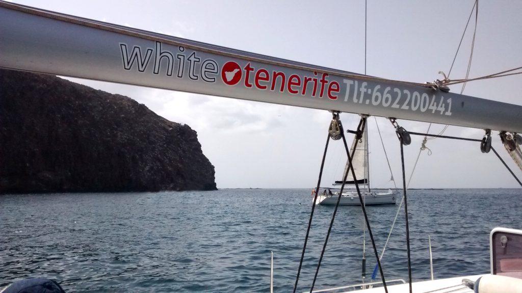 White Tenerife Sailing Club Tenerife Boat Trips